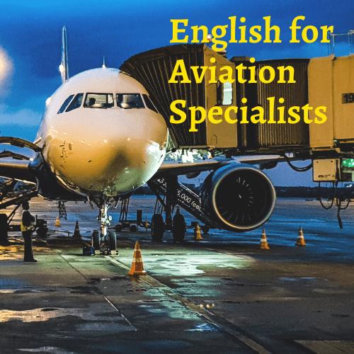 Авиационный технический английский