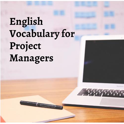 английские фразы для управления проектами