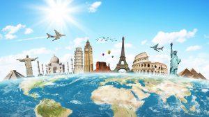 урок по английскому путешествие