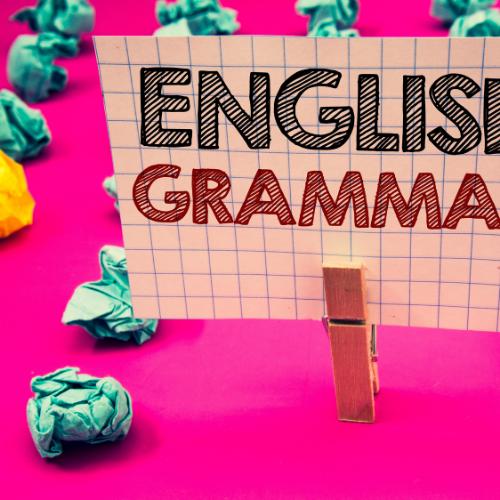 курс английской грамматики