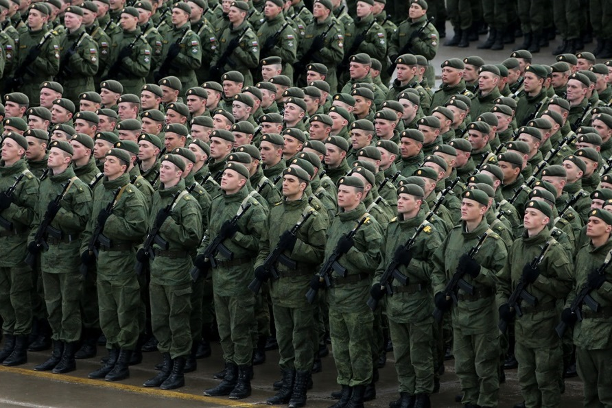 Курс английского для военных